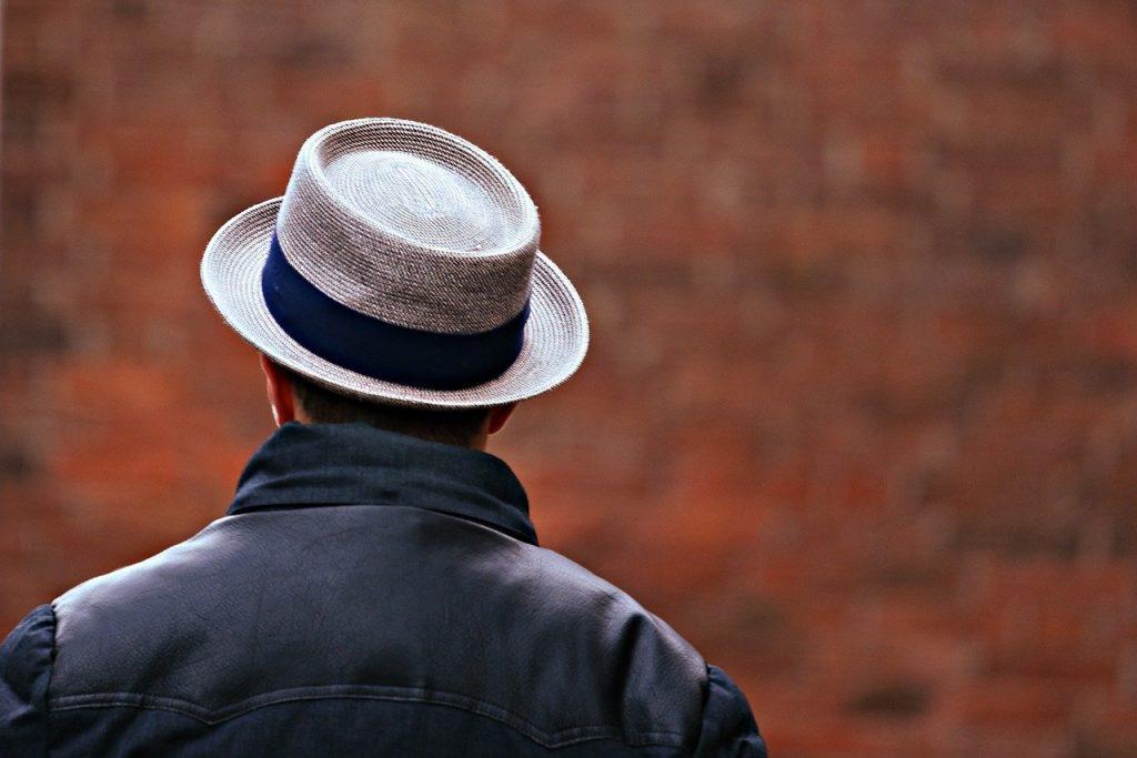 Chapeau d'hiver pour hommes