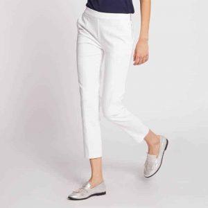 Pantalon slim taille basse