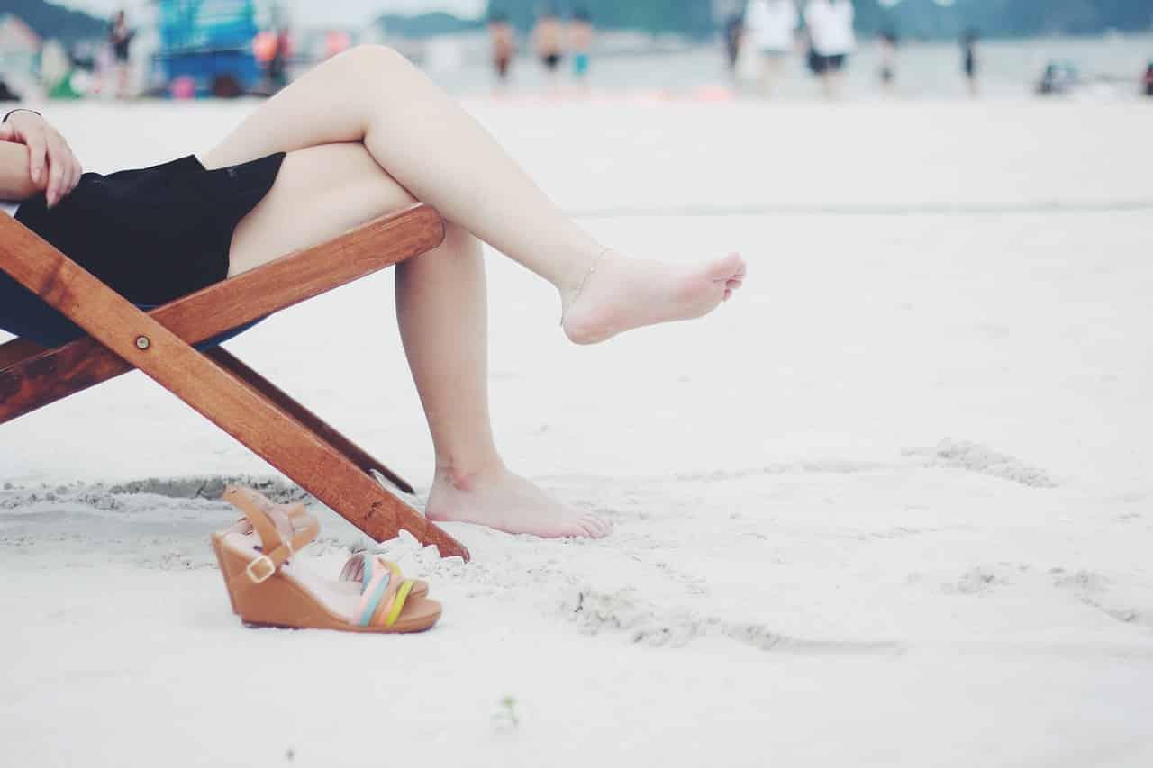 Les chaussures fashion de l'été